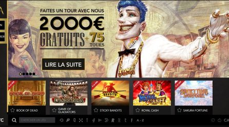 Test Joka casino : quels son ses points forts ?